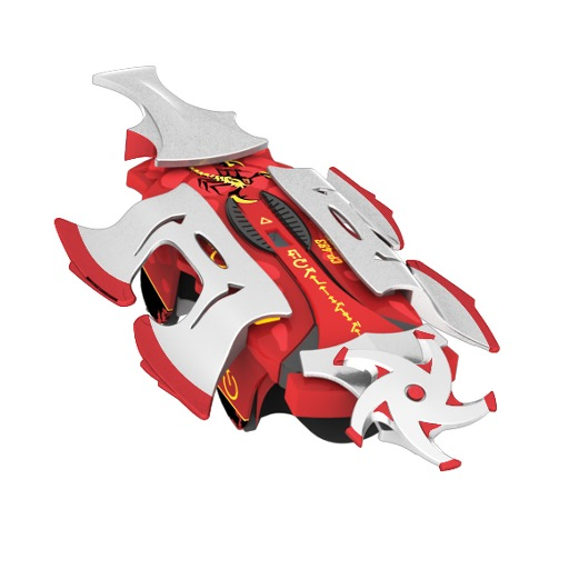 HEXBUG Warriors 501600 - Single Pack - CALDERA Prep S1-4C
