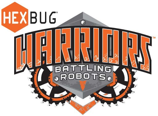 HEXBUG Warriors 501612 - Battle Stadium - CALDERA Prep vs TRONIKON Tech